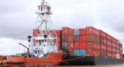 Las exportaciones totales fueron 9,8% menos en el 2019