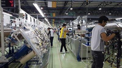 Industrias maquiladoras exportaron por USD 556 millones a setiembre
