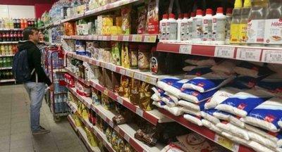 Suba de alimentos y medicamentos causan inflación de 0,5% en enero