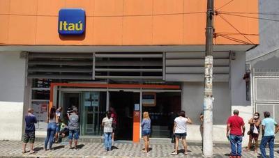 Itaú prevé una caída de la economía de 3,5%