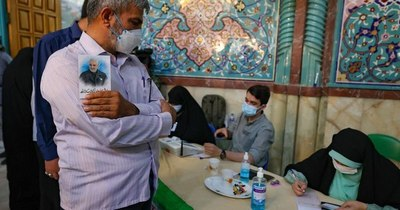 La Nación / Irán registra récord de 27 mil contagios y Francia, 18 mil casos