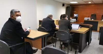 La Nación / Caso Imedic: se inició la audiencia preliminar del clan Ferreira