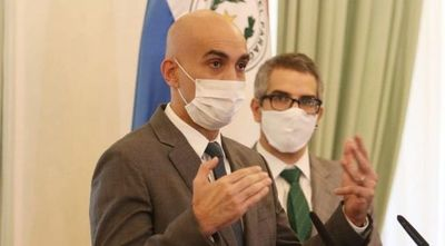 Mazzoleni irá a cuarentena por caso positivo de COVID-19 en su familia