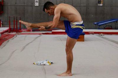 Hernández, de brillar con España en trampolín a saltar con Colombia en Tokio