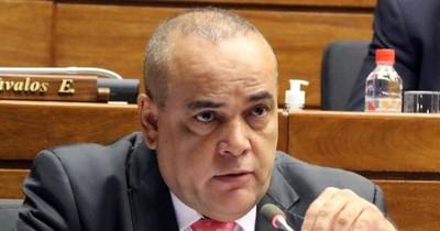 """La Nación / """"Bachi"""" Núñez insta al Congreso a estar atentos ante futura renegociación con Brasil"""