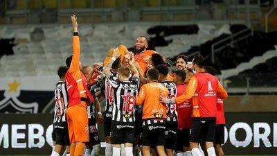 Atlético Mineiro inscribe su nombre en los cuartos de final