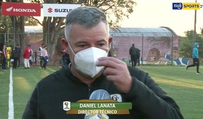 Daniel Lanata analiza la victoria de Tacuary