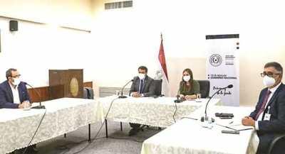 Hacienda presentó proyecto alternativo para asistir a comerciantes