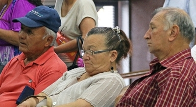 Programa para Adultos Mayores tuvo incremento del 13,1% y Tekoporã del 2,4%