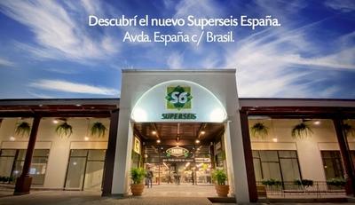Superseis  inaugura  nuevo local en Asunción
