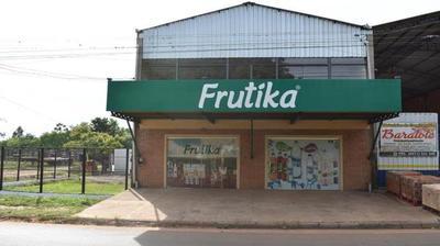 Frutika expande su presencia y llega a Coronel Oviedo