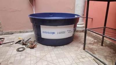 """""""Un Tanque en Tu Casa"""", campaña para garantizar agua potable"""