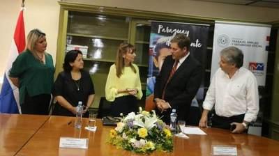 Ministerio de Trabajo y Essap acuerdan fortalecer las capacidades de los funcionarios