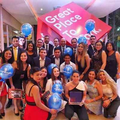 Esplendor y Dazzler Asunción by Wyndham fueron premiados por Great Place to Work