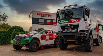 Puma Energy representa a la región en el Rally Dakar 2022