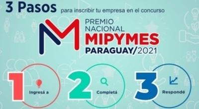 El sábado 17 de julio cierra la inscripción para participar de la tercera edición del Premio Nacional Mipymes