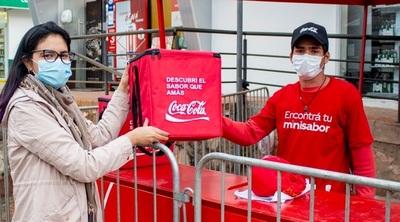 Coca-Cola refresca a usuarios de MUV durante sus viajes