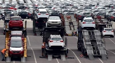 Ascendió al  8,6 % la importación de automotores a abril 2020 al 2021