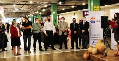Más de 70 Mipymes provenientes de 23 ciudades del país, participaron de la Feria de Emprendedores