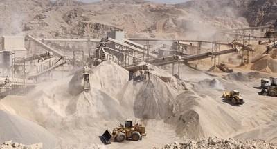 Investigación busca mejorar producción del cemento