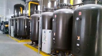 Acepar producirá oxígeno para abastecer a hospitales desde la primera quincena de mayo