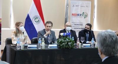 Lanzan innovadora plataforma on line para promocionar la oferta exportable de Paraguay