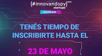 Convocatoria de innovandopy cierra el 23 de mayo