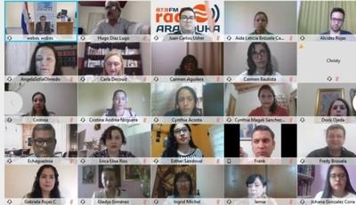 Paraguay cuenta con más de 160 nuevos docentes especialistas en Ciencia Tecnología y Sociedad