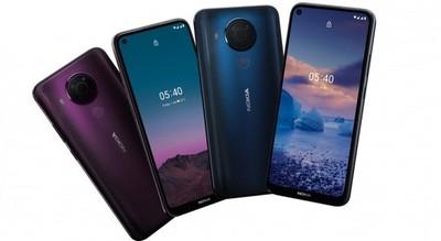 Llega a Paraguay Nokia 5.4, un gama media optimizado para la creación de contenido en video