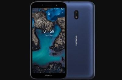Llega a Paraguay Nokia C1 Plus con lo mejor de Android 10