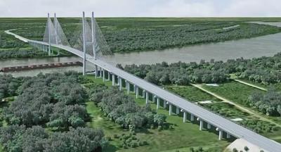 MOPC recibirá ofertas para la construcción del Puente Bioceánico