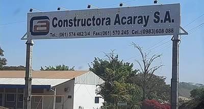 MOPC adjudicó a la Constructora Acaray las obras del primer tramo del Corredor Metropolitano del Este
