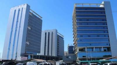 Un paisaje diferente se observará en zona de las Oficinas de Gobierno