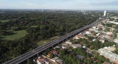 El nuevo Corredor Vial Botánico se impone en Asunción