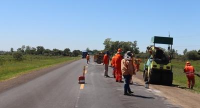 Preparan obras de seguridad vial para pueblos Indígenas desde el Proyecto Malla Sur