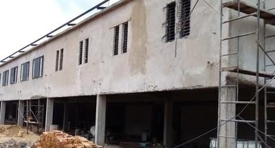 Construcción de nueva sede penitenciaria en Emboscada tiene 60% de avance