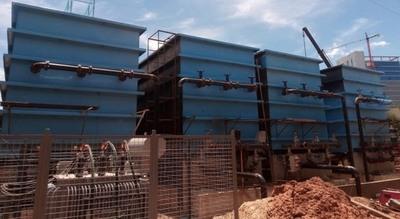 Trabajan en la última etapa para garantizar servicio de agua potable en zonas críticas de Asunción