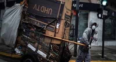 El desempleo en Argentina desciende 10,2% en el primer trimestre de 2021