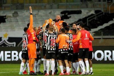 Atlético Mineiro elimina a Boca en penales y pasa a cuartos