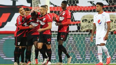 Copa Sudamericana. Paranaense
