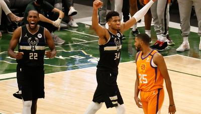 Los Milwaukee Bucks son los nuevos campeones de la NBA