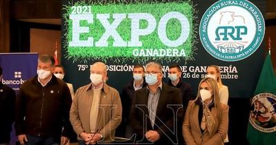 La Nación / Expo ganadera mostrará la mejor genética del país