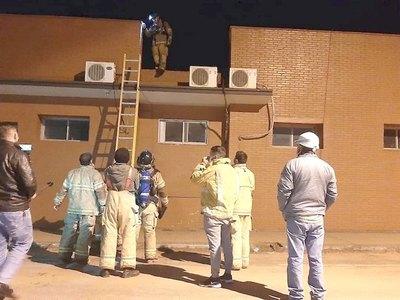 Crónica / Voluntarios salvan un quirófano ¡del fuego!