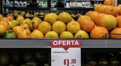La economía de Brasil creció 1% en el primer trimestre