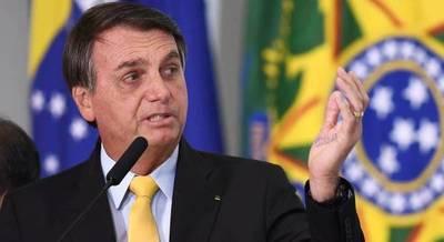 Bolsonaro promulgará ley que otorga plena autonomía al banco central