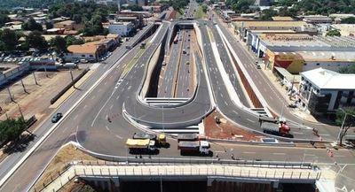 ITAIPU habilita parcialmente el Multiviaducto de CDE