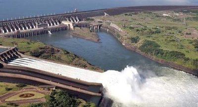ITAIPU suministró 2.686 GWh de energía eléctrica al país en el primer bimestre del 2021