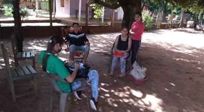 Inició evaluación socioeconómica para postulantes a becas Itaipú-BECAL