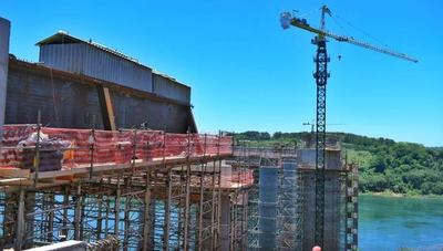 Puente de la Integración: alistan primer tablero del lado paraguayo para su empuje al Paraná
