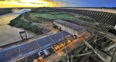 ITAIPU generó 70 millones de MWh de energía en el 2020